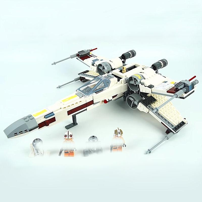 Lepin-Starwars-05145-Star-Plan-Wars-Fighter-the-X-New-Wing-Starfighter-Set-Building-Blocks-75218 (1)