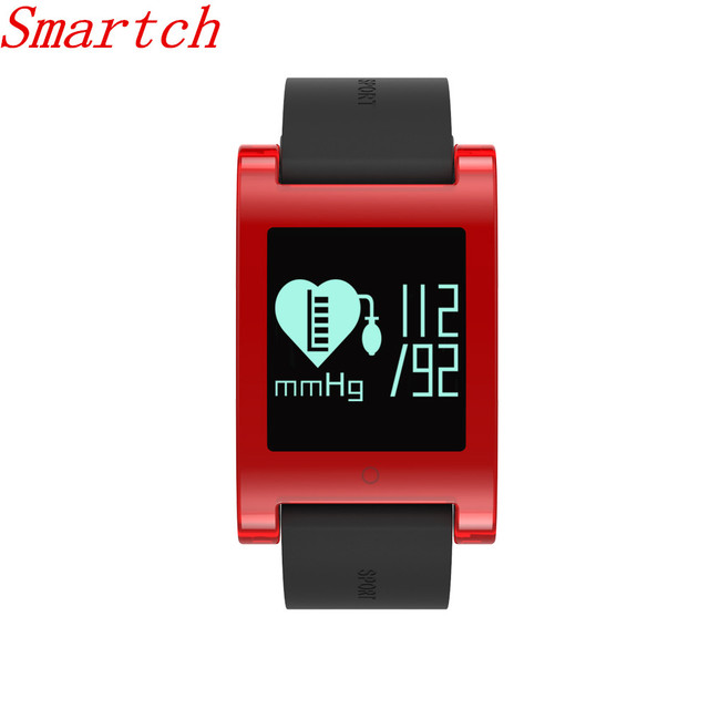 Smartch DM68 Smart Band Wristband Bracelet Fitness Activity Tracker Blood Pressure Heart Rate Monitor Calls Messages Watch For