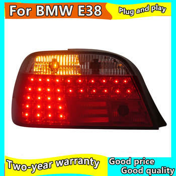 Car head lamp for BMW 7 Series E38 728i 730i 735i 740i 750i LED Tail light fit 1995-2002 year image
