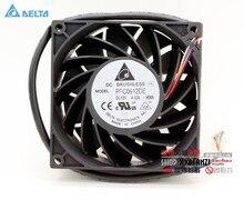 Ventilador de refrigeración de servidor de doble bola, para delta pfc0912de 9CM, 90MM, 90x90x38MM, 9038, 9238, 12v, 4,32a