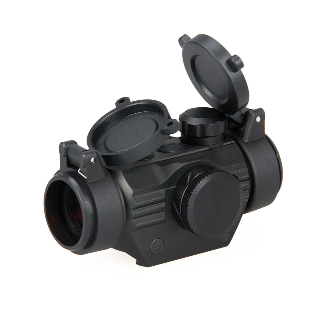 FLY SHARK Tactical 3MOA Dot Size  IR Illumination  Red Dot Scope For Outfoor Hunting HS2-0110