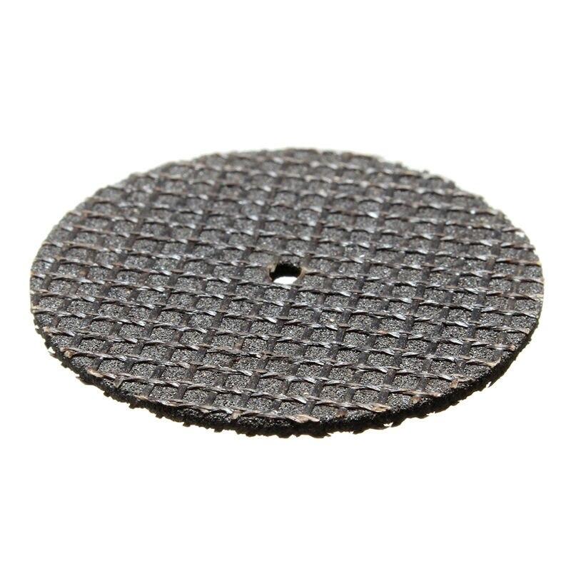 25Pcs 32mm/1.26 Strong Fiberglass Reinforced Cutting Wheel Discs Cut Off Set