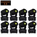Chinese wholesaler dj lights 8XLOT 90W Led Moving Head/Hot Sale China Huiliang LED Spot Light Moving Head Phase Electrical Motor