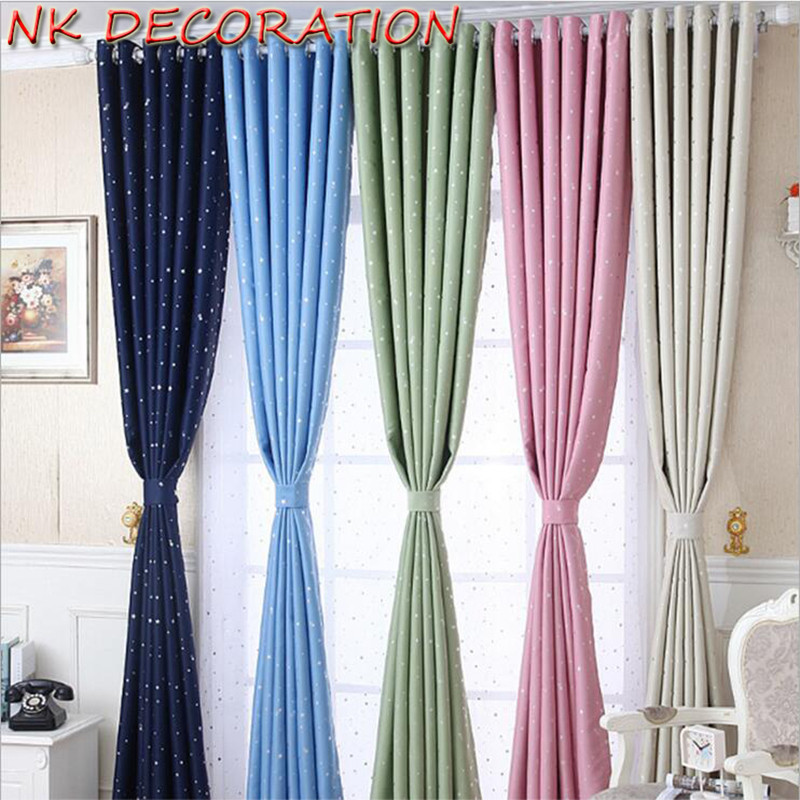 Elegant Living Room Curtains