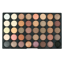 120 Colors Professional Makeup Pearly Matte Nude Eye Shadow Palette Make Up