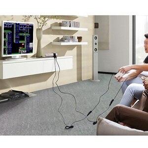 Image 2 - 2 stks Gamepad Controller Verlengkabel 3 M voor SNES Klassieke Editie Controller 2017 voor Nintendo Classic Mini/Wii Controllers