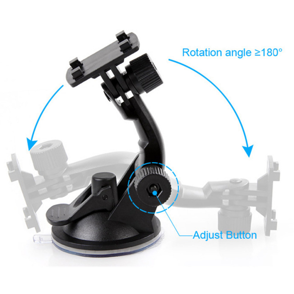 Dewtreetali 1PCS Mini Suction Cup Car DVR Mount Holder Sucker Bracket for Car GPS Recorder DVR Camera conkim mini car suction cup holder for car cam dvr windshield stents car gps navigation accessories