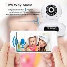 SP019 HD1080P Беспроводной IP Камера H.264 High Разрешение Поддержка P2P видеонаблюдения WiFi дома безопасности IP PTZ Камера