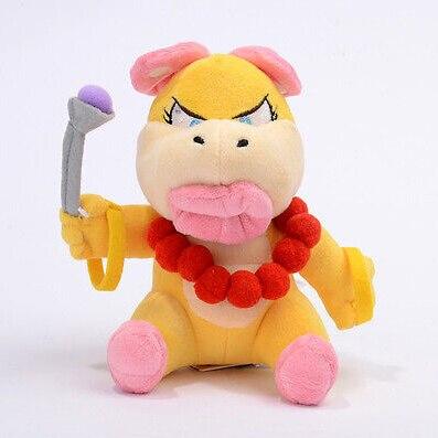 Super Mario Bro Koopa Bowser Peluche Doux en Poupee Jouet Enfants Cadeau Mignon