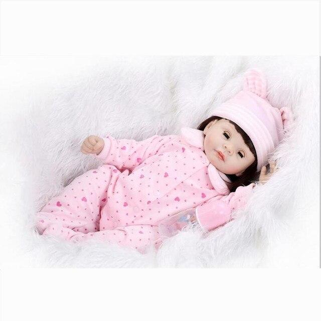 55cm 22 High Quality Reborn Babies Doll Reborn Simulation Baby Doll