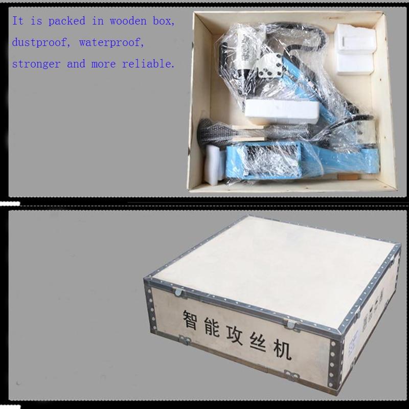 CE 220V M3-M12, универсальные электрические гайконарезной станок, Электрический Таппер, станок для нарезания резьбы кранов