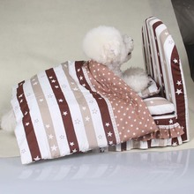 Cat luxury Princess  Bed + pillow + blanket