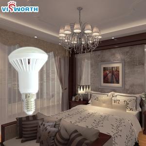 Image 5 - VisWorth bombilla Led para decoración del hogar, lámpara de cristal E14 Smd5730 AC 110V 220V 240V, blanco frío cálido, 10 unids/lote