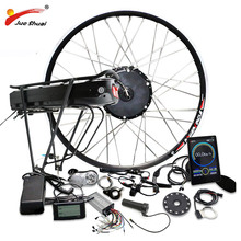 цена на Electric Bike Kit 500w Motor Wheel 48V E Bike Kit 500W Wheel Motor Electric Bicycle Conversion Kit for 20-29in Front Hub Motor