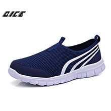 2017 Summer Men And Women Aqua Shoes Air Mesh Breathable Trainer Water Sport Boat Wading Shoe Outdoor Walking Sneaker