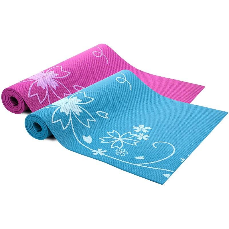 JOEREX tapis souple et confortable exercice mousse Fitness musculation Yoga Pad PVC tapis de Yoga