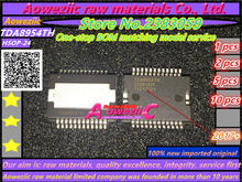 Aoweziic 2017+ 100% new imported original TDA8954 TDA8954TH HSOP-24 Audio power amplifier chip(China)
