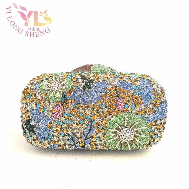 Rhinestone Novelty Handbags Women S Top Grade Crystal Clutch Bag Handbag Wedding Clutches Evening