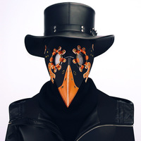 Anime nightmare kigurumi halloween Plague bird mask rugrats Unisex bird mask