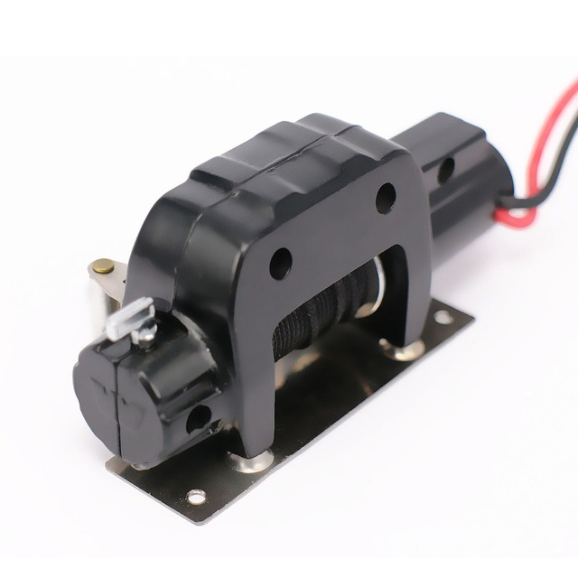 HSP Automatic Simulated Crawler Winch Control System for 1/10 RC Car crawler truck short course Axial SCX10 AX10 Tamiya CC01