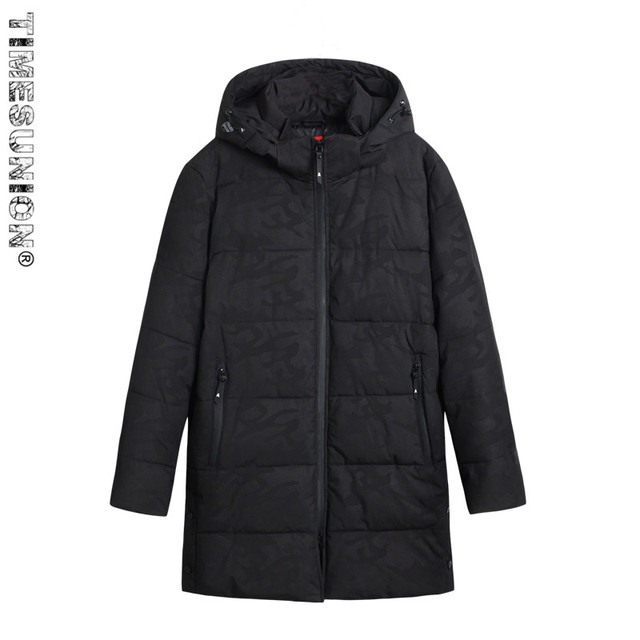 2017 New Arrival Jackets Men Parka Brand Clothing Long Style Warm ...