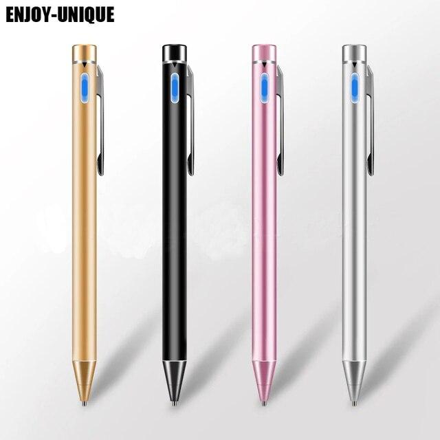 pink ball point pen