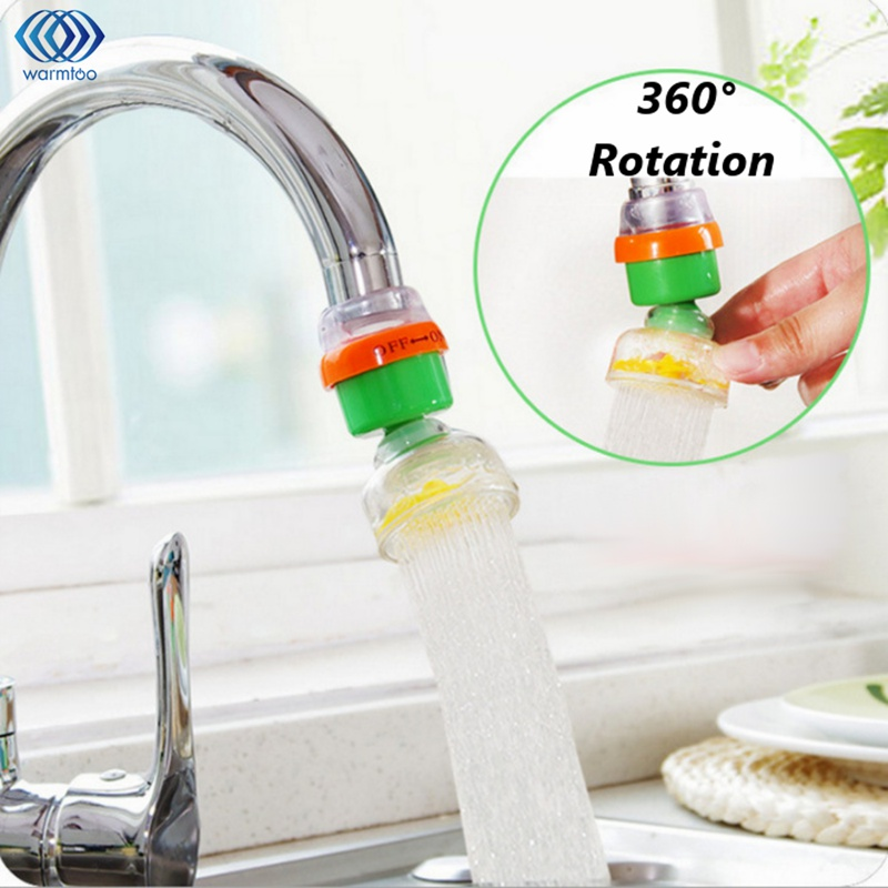 Household Tap Water Filter Faucet Water Purifier Rotatable Plastic Shell Magnetic Activated Carbon Filter Screen Kitchen цена и фото