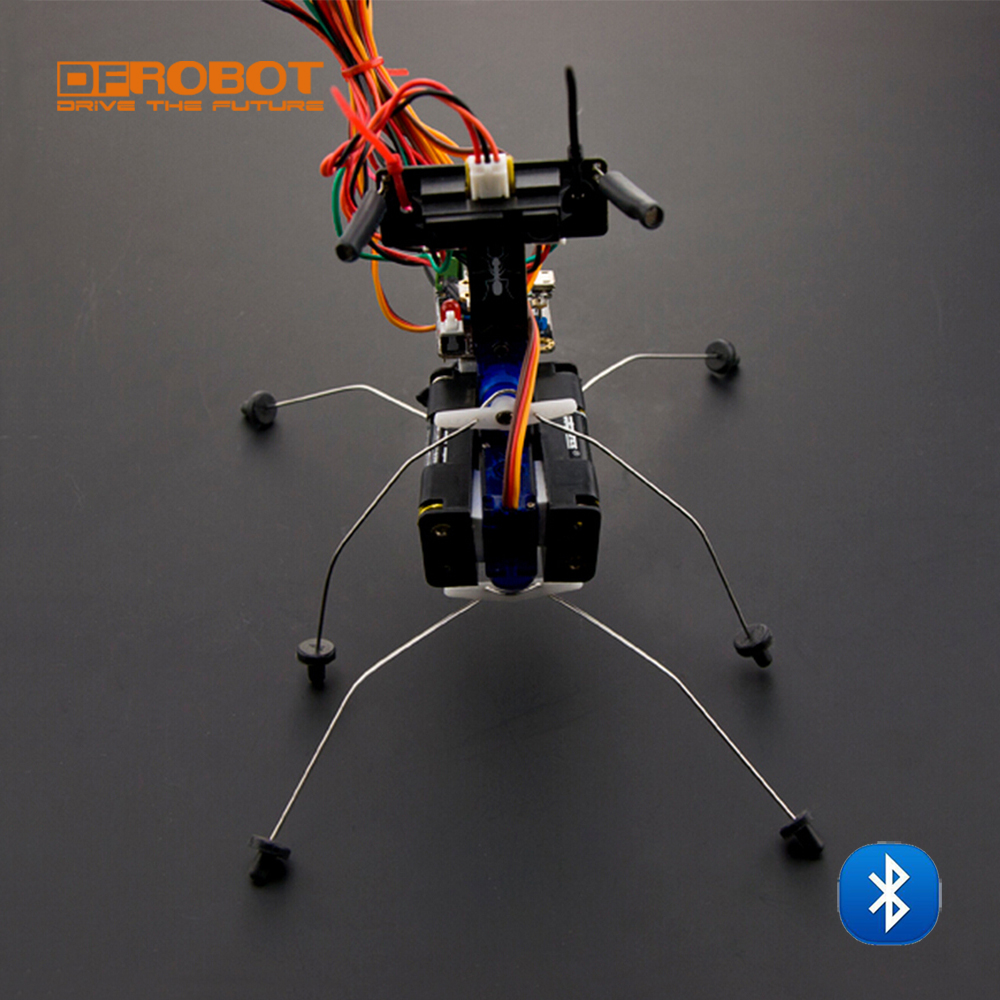Osoyoo 2wd Robot Car Starter Kit For Uno R3 Arduino Project Smart Wiring Diagram Updated Dfrobot Insectbot Hexa V2 564v Bluno Beetle