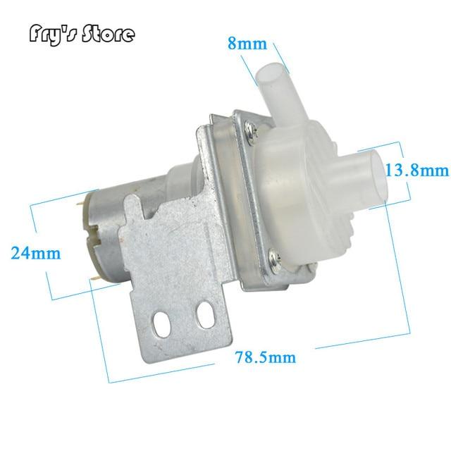 Магазин жарки оптовая цена диспенсер для воды электрический для открывания бутылки чайник водяной насос DC6-12V насосный мотор правый насос