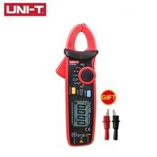 цена на UNI-T UT210D Auto Range VFC Capacitance Temperature Measurement Clamp Multimeter AC/DC Current Multimeter
