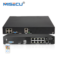 Hot 48V Real POE 1080P 8CH Onvif NVR POE Network Video Recorder 3MP FULL HD 1080P