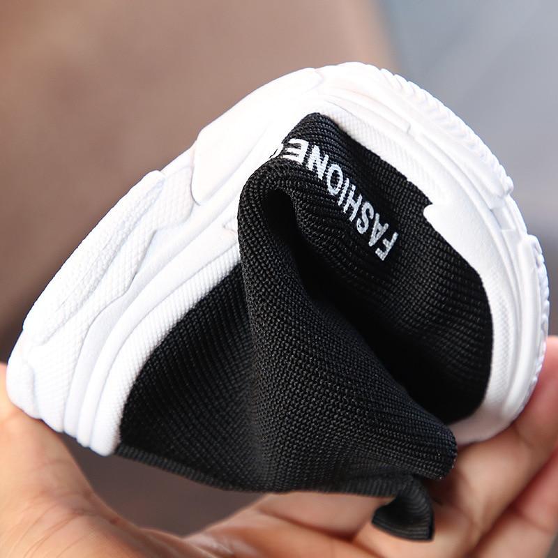 Mesh Knit Non-Slip Toddler Sneaker 2