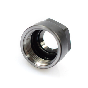 Image 5 - XCAN 1pc ER8/ER11/ER16/ER20 /ER25/ER32/ER40 A/M/UM Type ER Collet Chuck Nut For CNC Lathe Milling Cutter Router Bit Holder