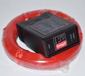 Image 3 - parking access control inductive loop detector ground sensor with 50m cable loop
