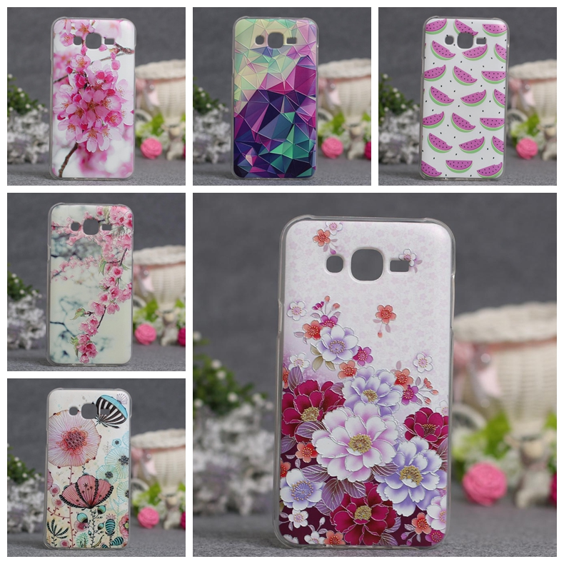 Luxury New 3D Printing Case For Samsung Galaxy J7 2016 5.5 inch J7108 J7109 Back Soft TPU Cover For Samsung j7 2016 Phone Cases