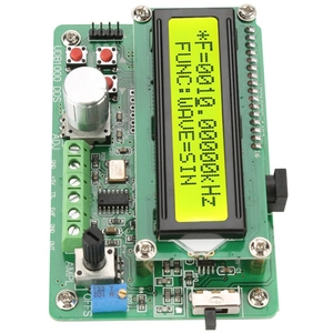 Image 5 - Udb1005S 5Mhz Dds Function Signal Generator,Source Frequency Counter Dds Module Wave,Rev3.0 Pc Serial Ports(Eu Plug)