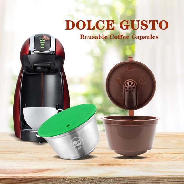 Nescafe Dolce Gusto Coffee Capsule