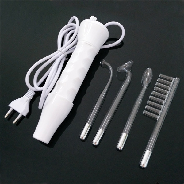 2015 Professional Darsonval High Frequency Spot Acne Remover Electrodos Massage Spa Face Skin Health Care Beauty
