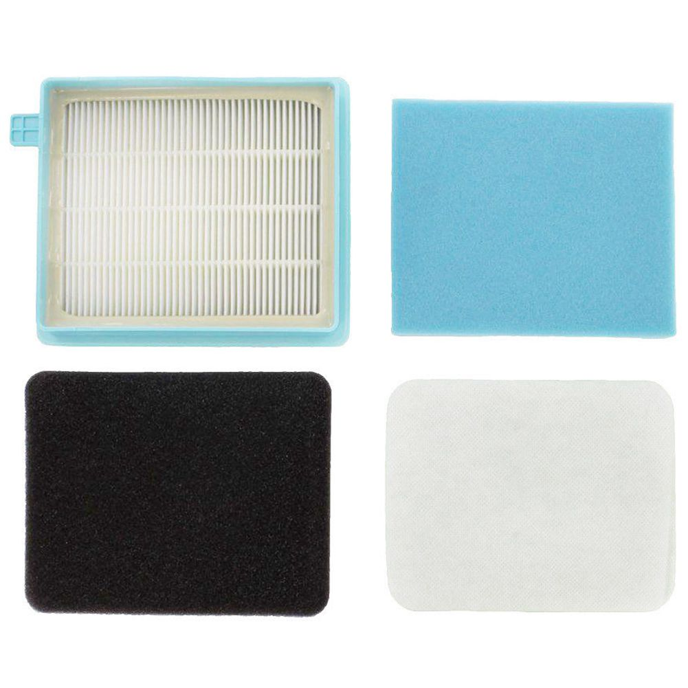 Filter set for Philips PowerPro Active and Compact vacuum cleaner. (Comparable with FC8058 / 01) drop ShippingFilter set for Philips PowerPro Active and Compact vacuum cleaner. (Comparable with FC8058 / 01) drop Shipping