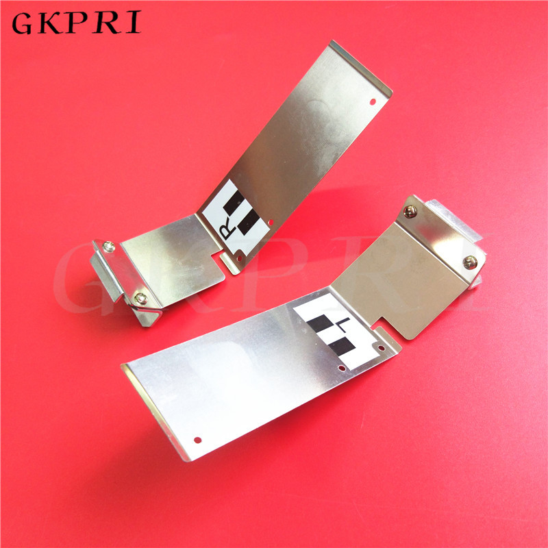 Wide format printer Roland paper pressure plate for Roland RA RE RF 640 RE640 RF640 stainless