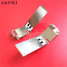 Wide format printer Roland paper pressure plate for Roland RA/RE/RF-640 RE640 RF640 stainless steel media clamp clip 2pcs/lot - DISCOUNT ITEM  5% OFF Computer & Office