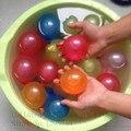 111 pcs New 3 cachos/embalar Magia Balões de Água No Grupo Das Crianças Dos Miúdos Verão Ao Ar Livre Brinquedo Do Jogo da Água Mágica balões