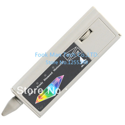 Free Shipping Diamond and Moissanite Detector,Diamond Tester,Jewelry Gemstone Diamond Tester Diamond testing tools