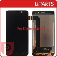 "High Quality 5.0"" For Ulefone Metal LCD Display Touch Screen Glass Digitizer Assembly Replacement Free Shipping + Tracking Code"