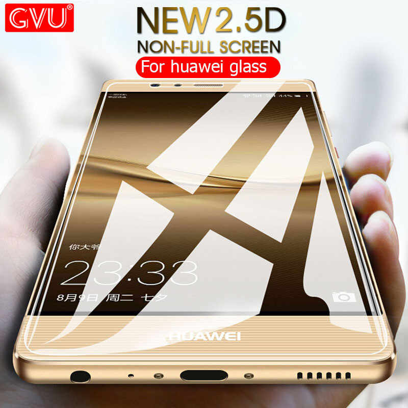 9H Tempered Glass On The For Huawei Y3 Y5 Y7 2017 P9 P10 Lite Plus Screen Protector For Huawei P6 P7 P8 P9 P10 Protection Glass