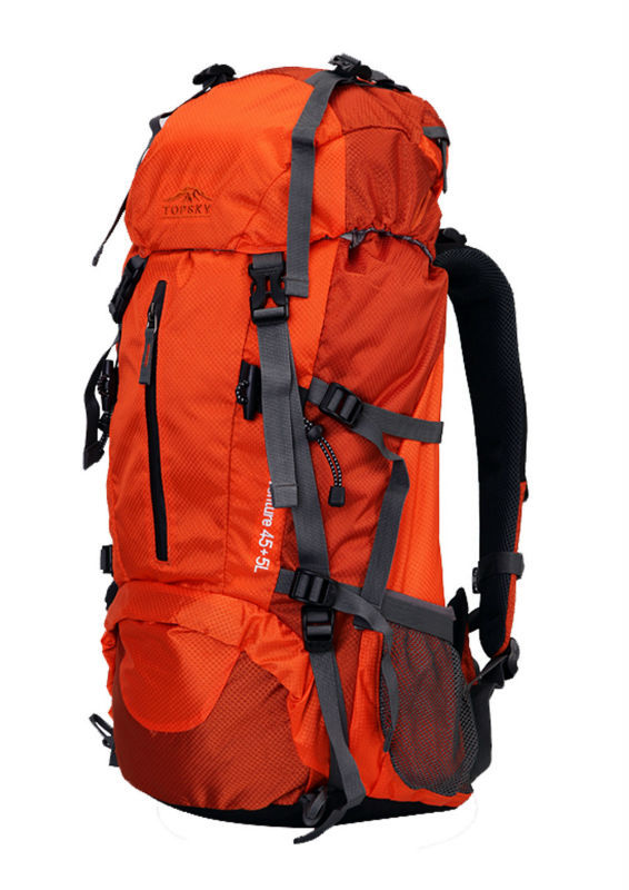 Online Shop Topsky 45L Waterproof Women Men Travel Backpacks ...