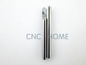 Image 5 - Shank 3.175mm Açısı 90 Tip 0.3mm Freze Araçları için Metal Gravür, Hassas Pürüzsüz CNC Router Oyma Kesme Bıçak Uçları