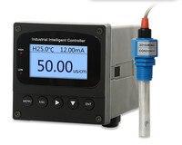 工業用オンライン導電率計高精度 Tds 導電率計電極出力 4-20MA