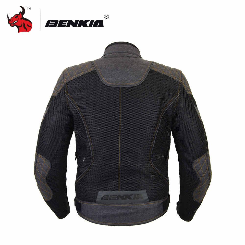 7b51d583 ... Benkia мотоцикл сетчатая куртка мото джинсы куртка мото гоночная куртка  мото одежда ковбойская мотоциклетная куртка Hombre ...
