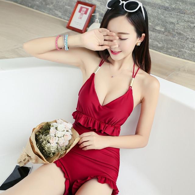 Girls Swimwear Bathing Suit Women Sexy Swimsuit One Piece Womens